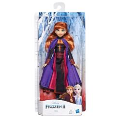 Disney Frozen Anna Fashion Doll With Long Red Hair