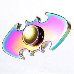 H12-103 Rainbow Fidget Spinners Metal BATMAN2