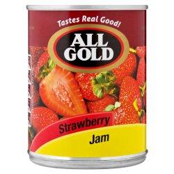 All Gold Jam Strawberry 450 G