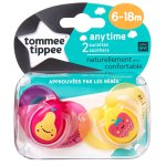 Tommee Tippee - Closer To Nature 6-18 Months Soother