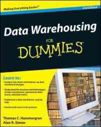 Data Warehousing For Dummies For Dummies Computer Tech