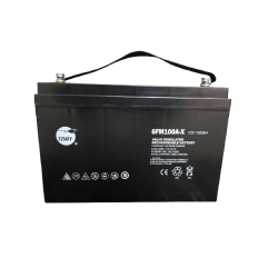 Senry Rct 100AH 12V Fully Sealed Lead Acid Deep Cycle Battery 6FM100A-X