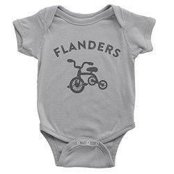 Bike Baby Bodysuit Flanders Velo Collection