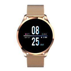 Newwear Q9 Heart Rate Blood Pressure Monito Menstrual Period Call Rejection Long Standby Smart Watch - NO.1