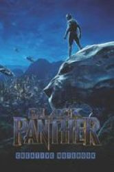 Black Panther - Creative Notebook - Organize Notes Ideas Follow Up Project Management 6 X 9 15.24 X 22.86 Cm - 110 Pages - Durable Soft Cover - Line Paperback