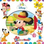 Disney Babies: My First Puzzle Book