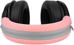 Kraken V2 & Pro Headband Cover Jarmor Replacement Head Band Protector With Zipper Easy Installation For Razer V2 & V2 Pro