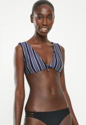 Roxy Urban Waves Bikini Top - Blue