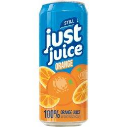 Just Juice - Still Orange Can 330ML