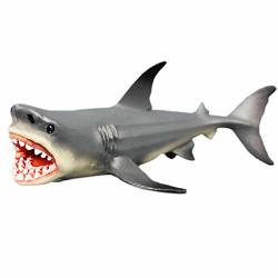 Islandse Megalodon Prehistoric Shark Ocean Education Animal Figure Model Kids Toy Gift