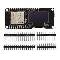Landa Tianrui Ldtr - WG0130 Esp - Wroom - 32 Wifi + Bluetooth Dual Mode Oled Display Module For Arduino