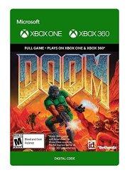 Bethesda Doom - Xbox One Digital Code