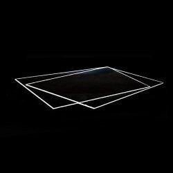 Merssavo Clear Acrylic Perspex Sheet Cut To Size Plastic Plexiglass Panel  Diy 1 5MM Hot | R | DIY Hardware | PriceCheck SA