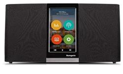 Sungale Wi-fi Internet Radio With User Friendly Touchscreen Navigation Listen To Thousands Of Radio Stations & Streaming Music T