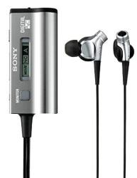Sony Noise Canceling Stereo In-ear Headphones MDR-NC300D