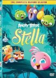 Angry Birds Stella - Season 2 Dvd