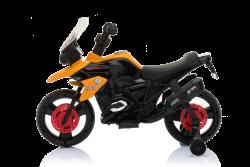 Ride On Bike 6V Orange