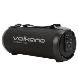 Volkano MINI Mamba Series Bluetooth Speaker Black