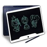 Lcd Writing Tablet Richgv 15 Inches Writing Doodle Board Electronic Digital Writing Pad For Kids And Adults At Home School Offic