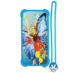 best value 8cb66 cd187 Lovewlb Case For Blu Vivo Xi Plus Case Silicone Border + PC Hard Backplane  Stand Cover HD | R865.00 | Cellphone Accessories | PriceCheck SA
