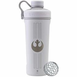 Blenderbottle C04282 Star Wars Radian Stainless Steel Shaker Bottle 26OZ Rebel Icon