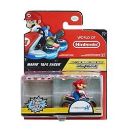 Nintendo Mario Tape Racers Toy Vehicle