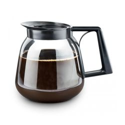 Cape Coffee Beans Spare 1.8L Glass Filter Coffee Decanter For Coffee Queen