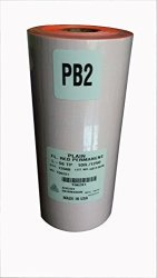 SATO PB-2 Fl. Red Labels For PB-216 12500 SLEEVE