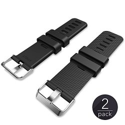 TUSITA 2-PACK Band Extender For Fitbit Charge 2 CHARGE Hr charge With  4-PACK Fastener Ring Soft Tpe Sport Wristband Strap Access | R485 00 |  Handheld