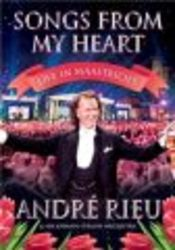 Andre Rieu - Songs From My Heart dvd