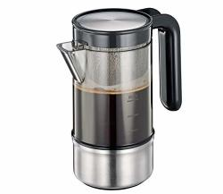 Cilio C347005 Perfetto French Press 17-OUNCE 17 Ounce Clear