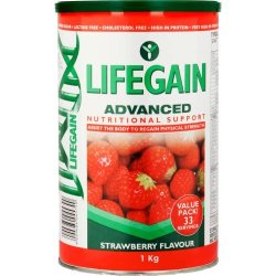 Lifegain Advanced Nutritional Support Strawberry 1KG