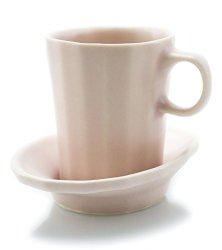 Espresso Doubleshot Cup And Saucer
