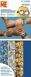 Trends International Sandylion Despicable Me Mybands Sticker Bracelets