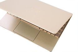 Leze - Huawei Matebook X Body Cover Protective Stickers Skins For Huawei Matebook X Laptop - Gold