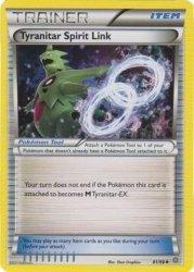 Pokemon USA, Inc. Pokemon - Tyranitar Spirit Link 81 98 - Ancient Origins