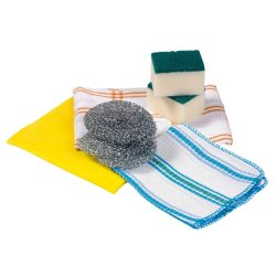 7 Piece Cleaning Set