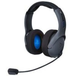 Lvl 50 Wireless Over-ear Gaming Headset PS4
