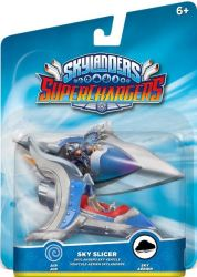 Activision Skylanders Superchargers - Character Sky Slicer Wave 1 For 3DS Wii Wii U Ios PS3 PS4 Xbox 360 & Xbox One