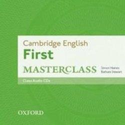 Cambridge English: First Masterclass: Class Audio Cds Cd   R   Education    PriceCheck SA