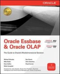 Oracle Essbase & Oracle Olap - Mitch Campbell Paperback