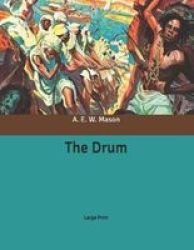 The Drum - Large Print Paperback