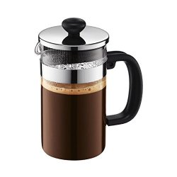 Bodum Shin Bistro 12-OUNCE French Press Black One Size