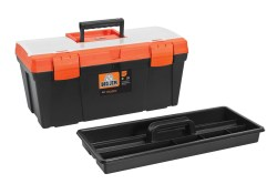 Big Jim - Toolbox 56cm - Black & Orange