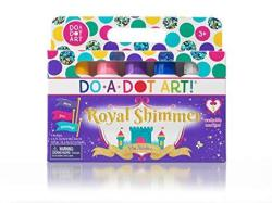 Do A Dot Art Markers 5-PACK Shimmer Washable Paint Markers The Original Dot Marker