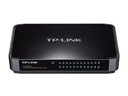 TP-LINK USA Tp-link 24-PORT Fast Ethernet Unmanaged Switch Plug And Play Desktop TL-SF1024M