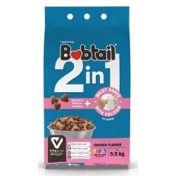 Bobtail - 2 In 1 Puppy Milky Bones Chicken Flavour