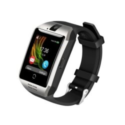 Q18 Bluetooth Smart Watch With Camera Sim Tf Card Support
