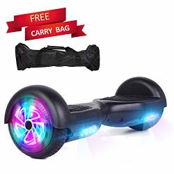 Amazon Com Hoverboard With Bluetooth