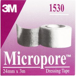 Micropore 3M Dressing Tape - 24MMX3M